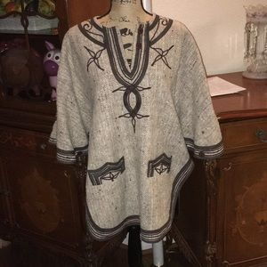 Sweaters - Authentic Mexican Poncho